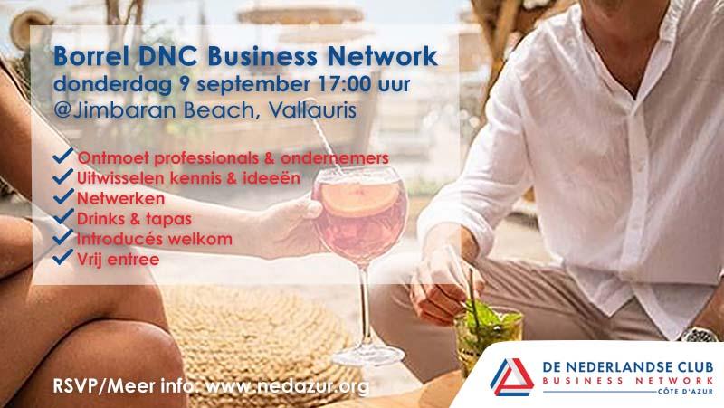Borrel DNC Business Network