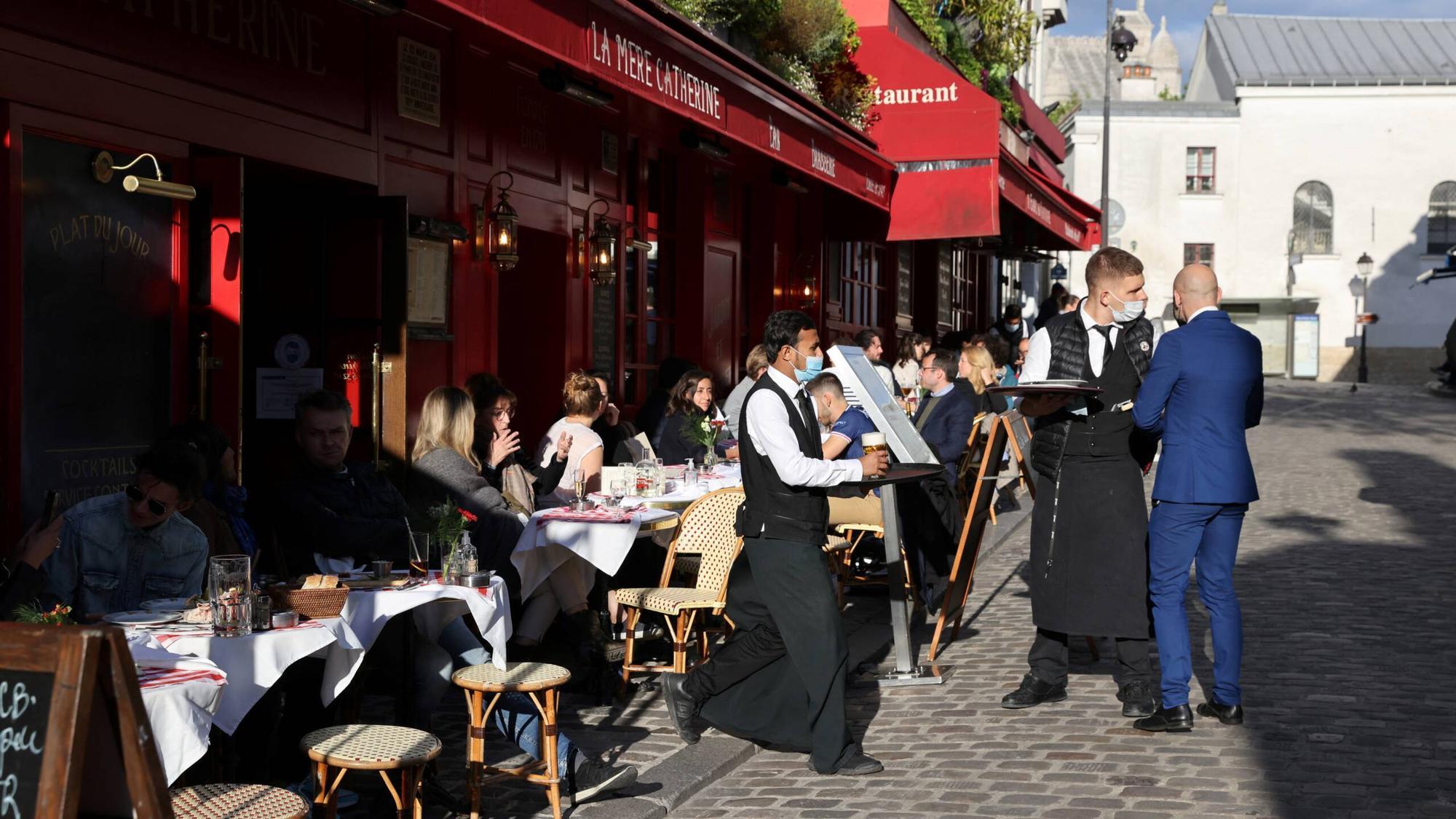 'Pass sanitaire' ingevoerd in Frankrijk