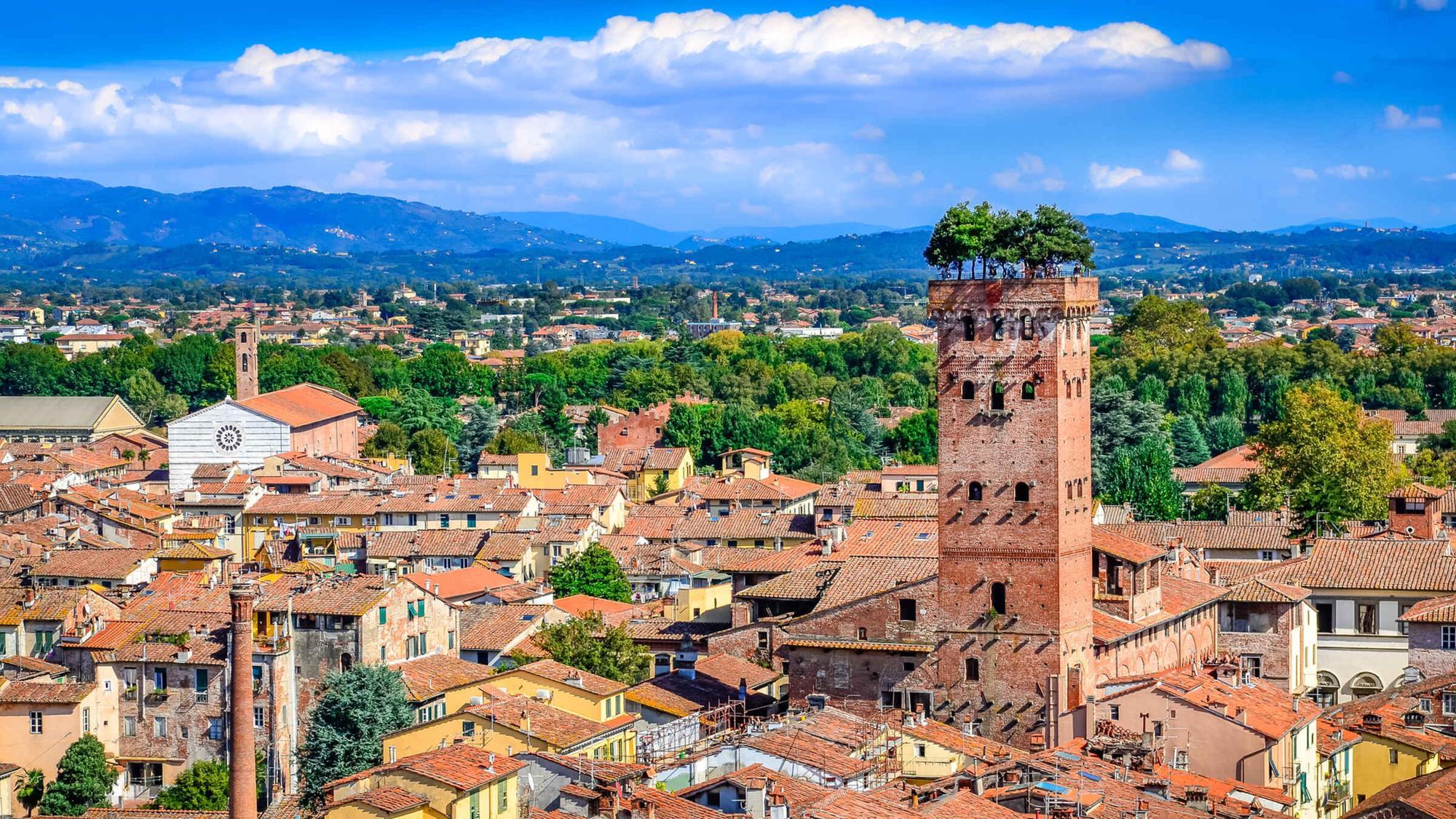 Regioreis naar Italië: Lucca, Cinque Terre en Genua