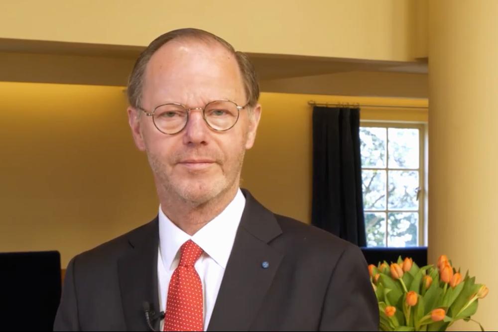 Videoboodschap van de Nederlandse Ambassade in Frankrijk